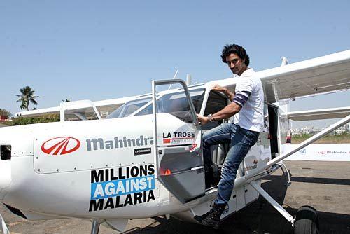 Mahindra's GippsAero Airvan circumnavigates globe