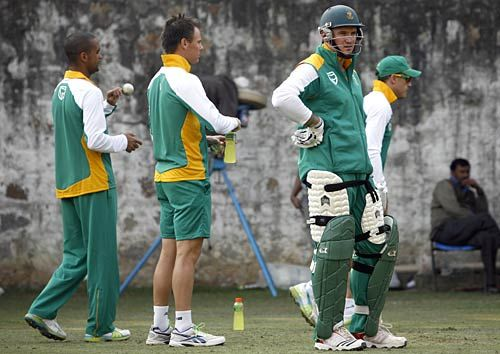 South Africa takes on West Indies on February 24 of the ICC World Cup 2011.