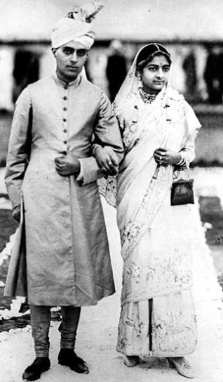 Jawaharlal Nehru and Kamala