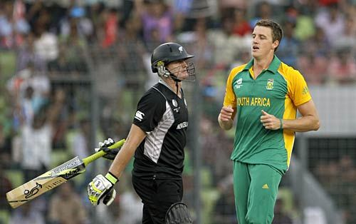 South Africa paceman Morne Morkel