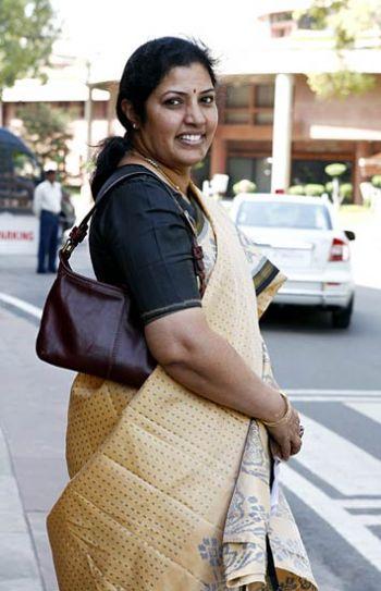 D. Purandeswari