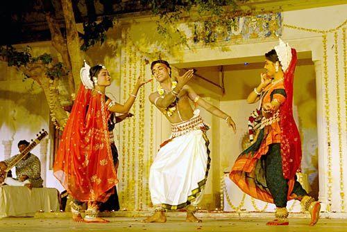 Temple Dance Festival