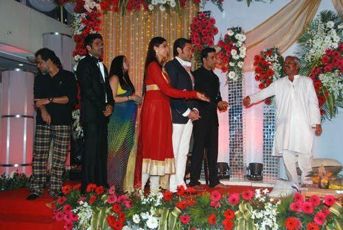 Sonam Kapoor, Celina Jaitley, Akshay Kumar, Bobby Deol, Suniel Shetty