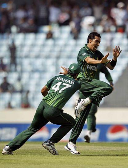 Pakistan pacer Umar Gul