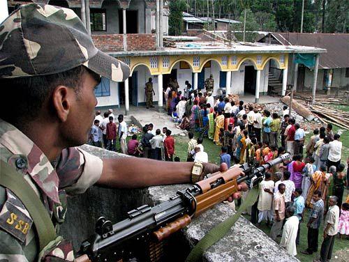Security in Jalpaiguri