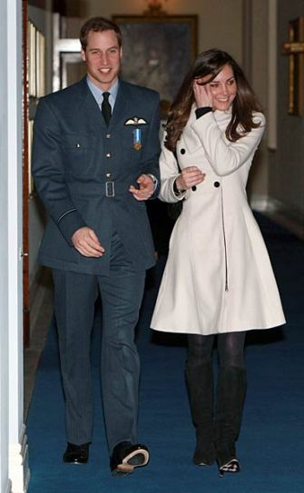 Prince William, Kate Middleton, Westminster Abbey, England, Royal Wedding, RAF Cranwell, England