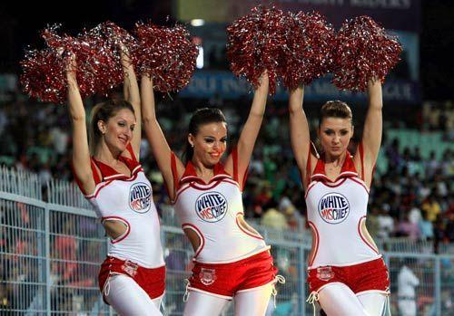 Punjab cheergirls