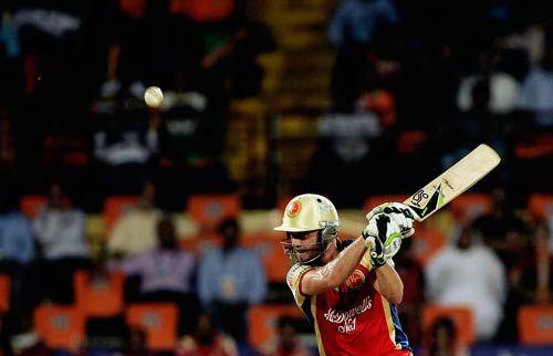 Bangalore's AB De Villiers