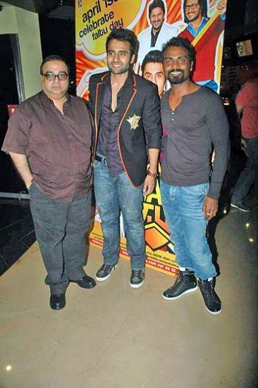Rajkumar Santoshi and Remo D'Souza
