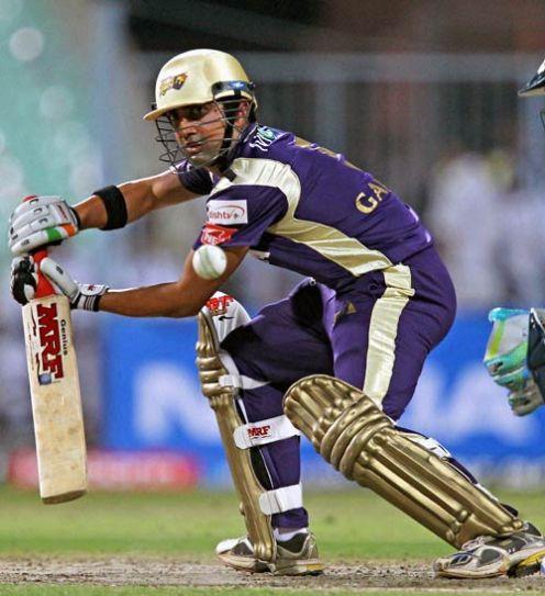 Kolkata Knight Riders captain Gautam Gambhir