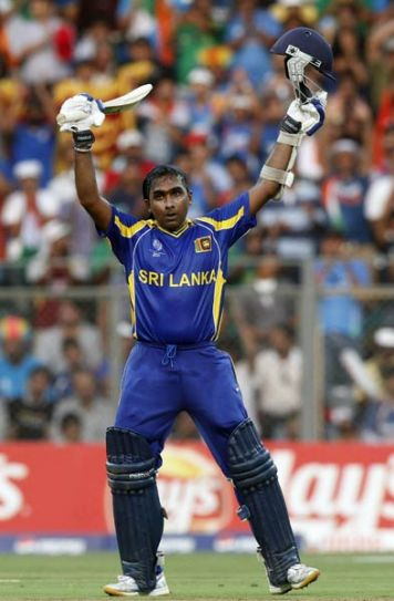 Team Kochi captain Mahela Jayawardene