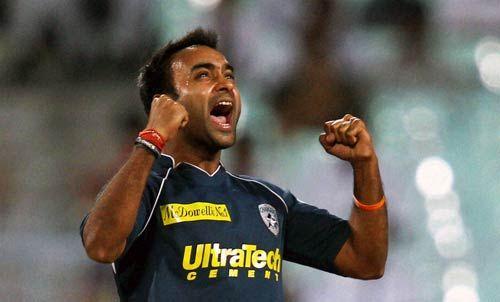Deccan Chargers leggie Amit Mishra