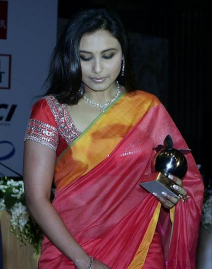 Rani MukherjeeFICCI Young FLO presents the 'YFLO ZOYA Young Women Achievers Awards 2010-11' in the Capital on Friday, April 15, 2011 with Rani Mukherjee being one of the eminent awardee.