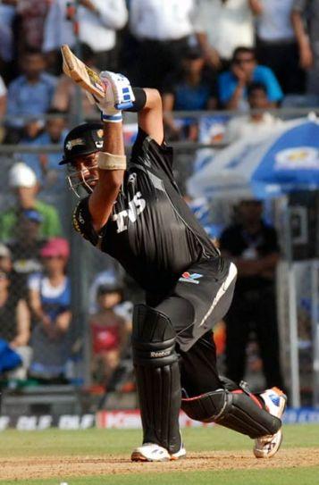Pune batsman Robin Uthappa