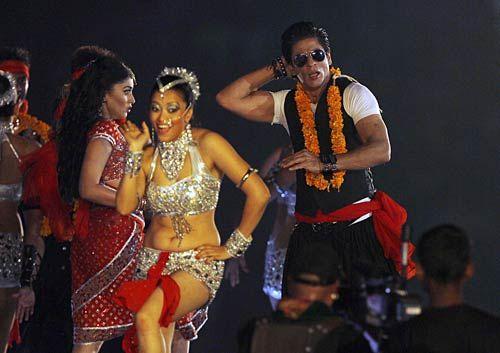 Bollywood actor Shah Rukh Khan