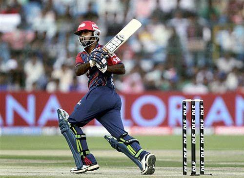 Delhi batsman Venugopal Rao