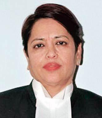 High Court judge Nirmal Yadav