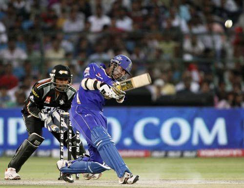 Rajasthan batsman Ashok Menaria