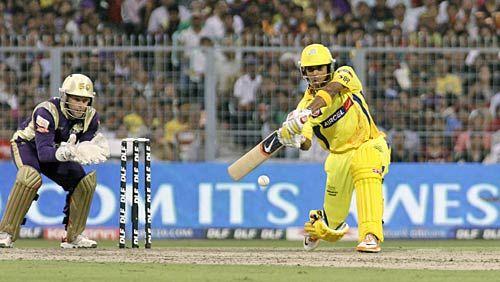 Chennai batsman Subramaniam Badrinath