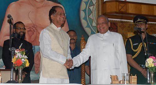 Tarun Gogoi and J.B Patnaik
