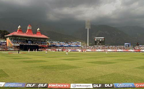 The HPCA Stadium