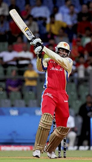 Bangalore opener Chris Gayle