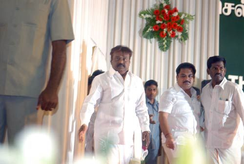 Tamil Nadu actor-politician Vijayakanth