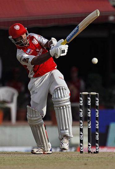 Punjab batsman Dinesh Karthik