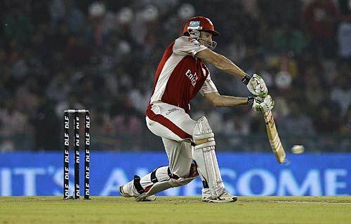 Punjab batsman Shaun Marsh