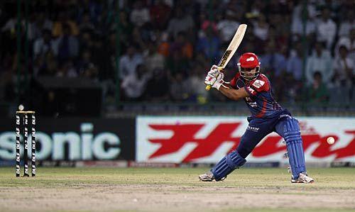 Delhi batsman Yogesh Nagar