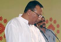 Pradyut Bordoloi takes the oath of office and secrecy