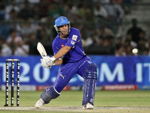 Rajasthan batsman Ross Taylor