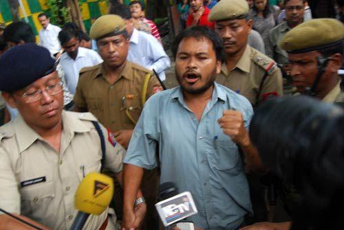 Akhil Gogoi arrested