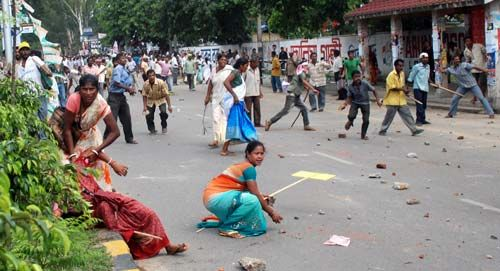 Protests in Dispur