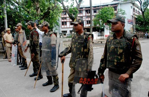 Section 144 imposed in Guwahati