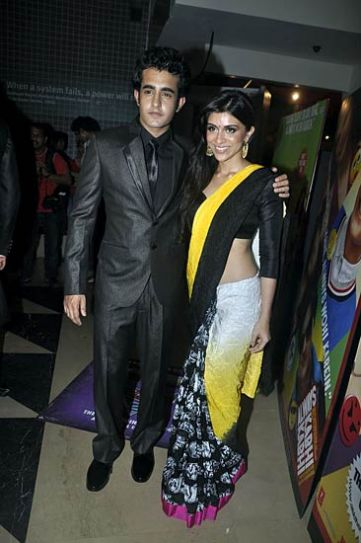 Zoa Morani and Satyajeet Dubey