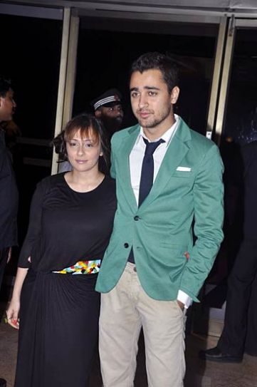 Imran Khan and Avantika.