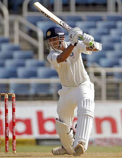 India batsman Rahul Dravid