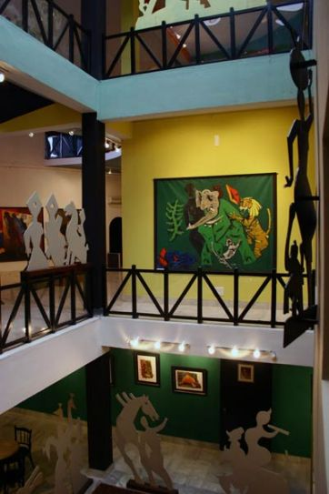 MF Husain Art Gallery