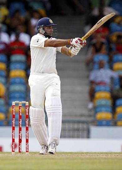 India batsman VVS Laxman
