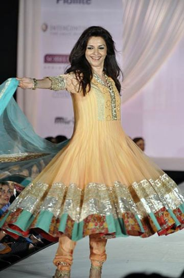 Lilette Dubey at Pidilite-CPAA charity fashion show