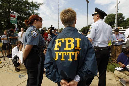 Security near Pentagon