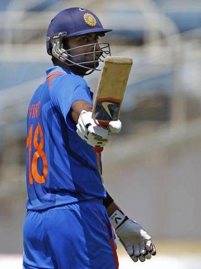India batsman Virat Kohli
