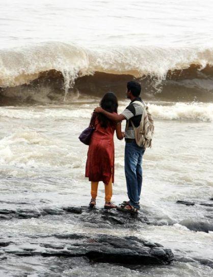 Monsoon hits Mumbai