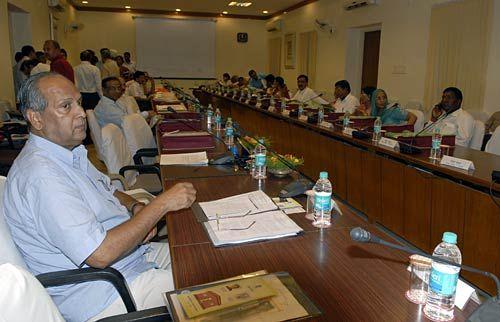 Rajasthan Panchayati Raj Minister Bharat Singh