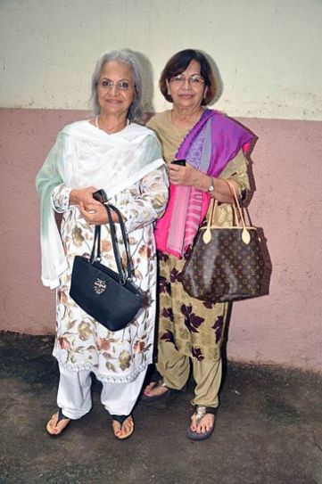 Waheeda Rehman and Helen