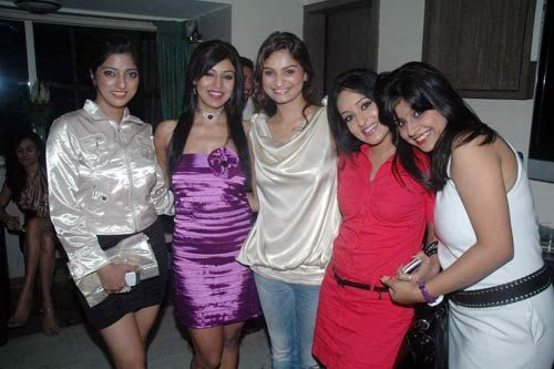 Dimpy and Debina