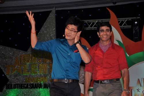 Meiyang Chang and Gautam Rode.