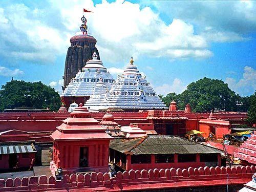 Lord Jagannath Temple, Puri, Orissa