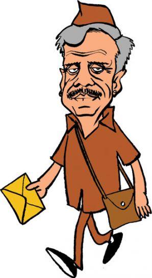 Sandeep Dikshit caricature
